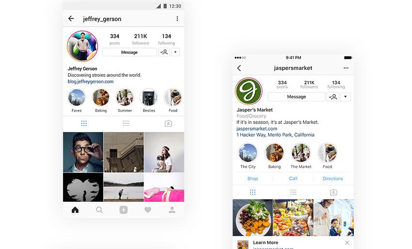 Instagram Ui Mockups Psd Free Download Psd Stash