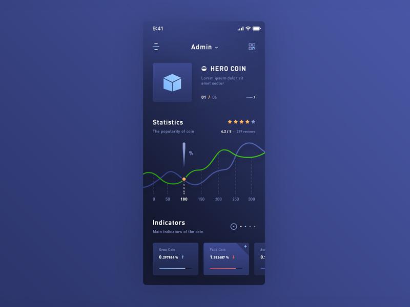 Hero Coin IOS App