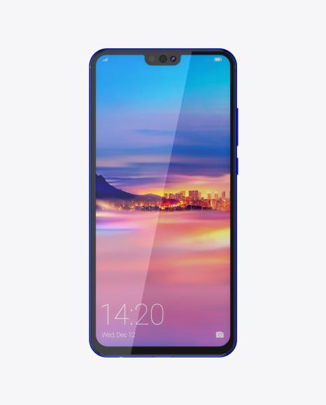 Huawei Honor 8X Mockup