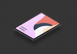 iPad Pro Isometric