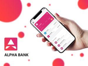 Alfa Bank Ui Design Concept PSD