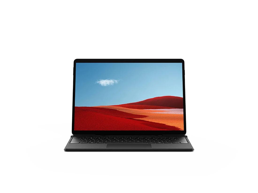 Microsoft Surface Pro X Mockup