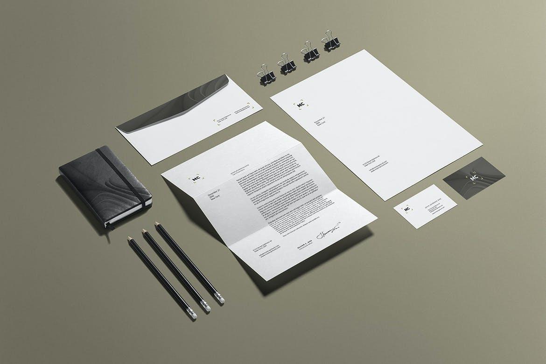 Business Free Branding Mockup
